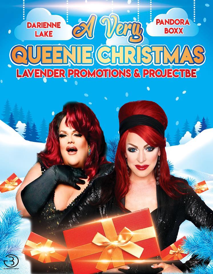 A Very Queenie Christmas 2019