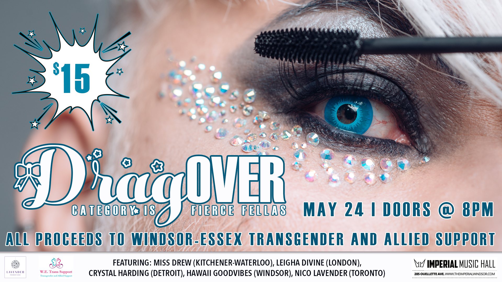 Drag Over May 2019