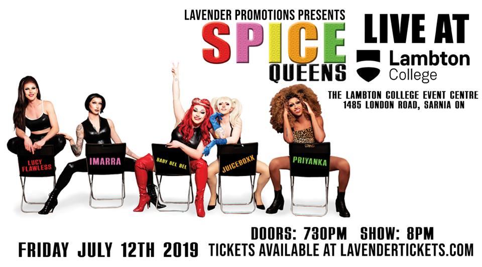 Spice Queens 2019