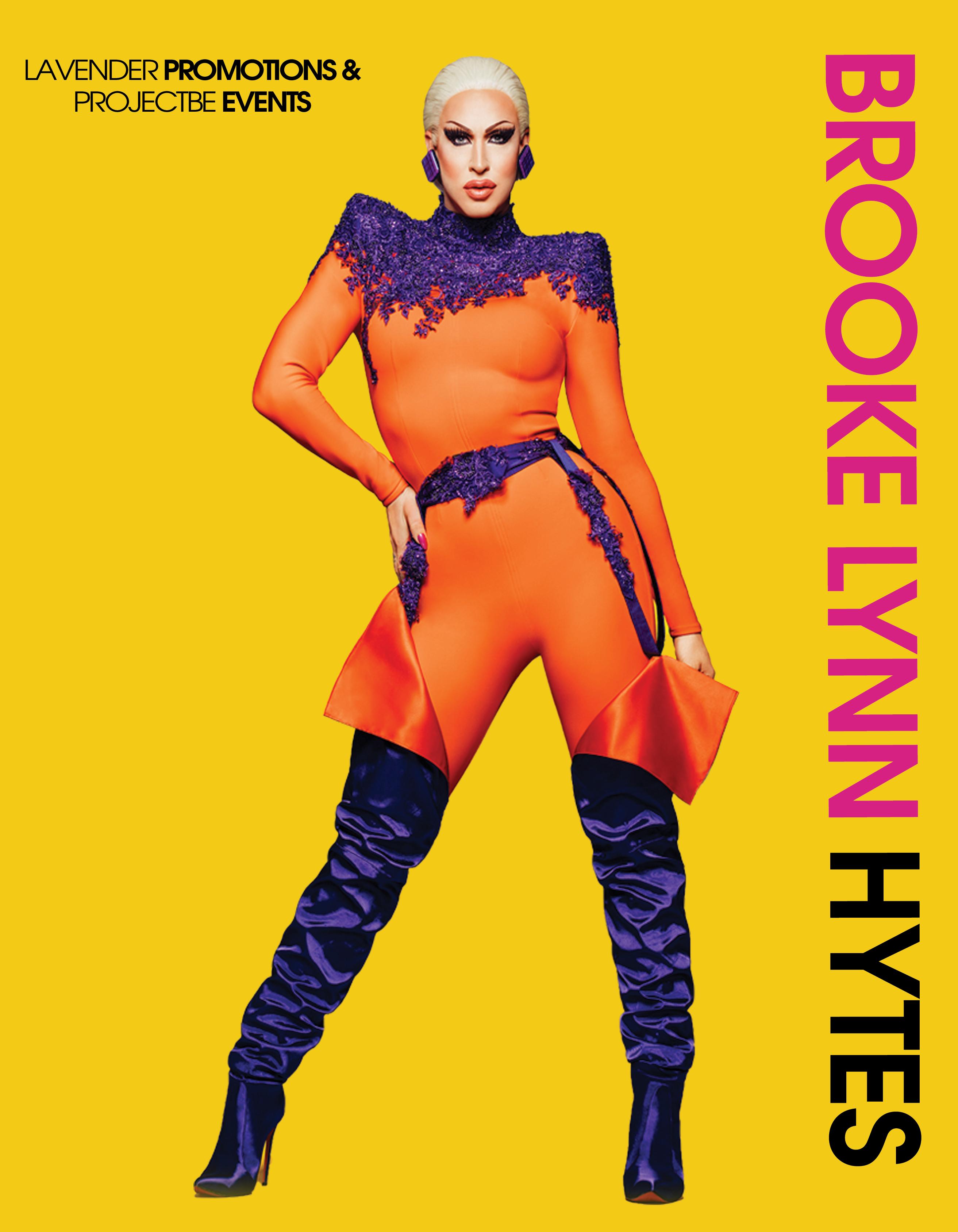 Brooke Lynn Hytes VIP Poster