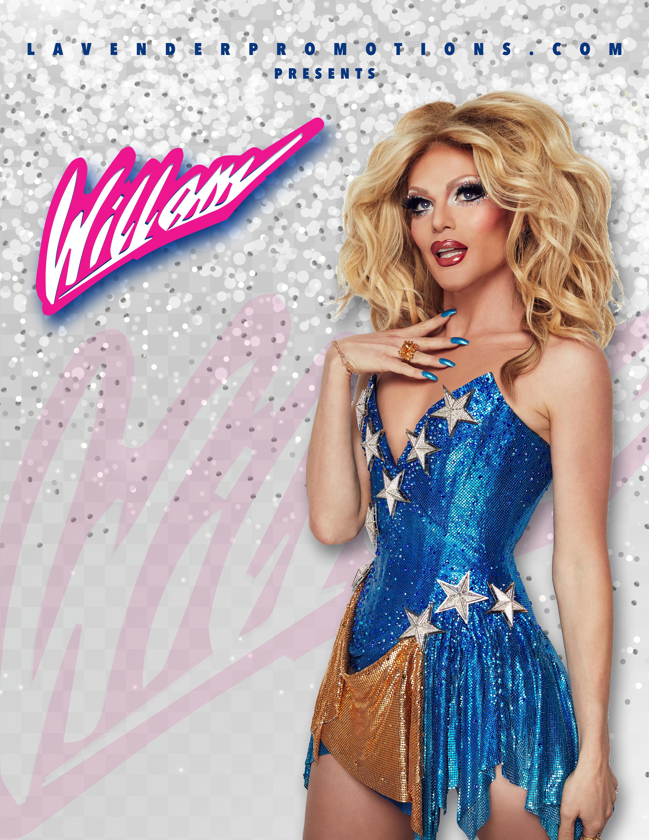 Willam VIP Poster