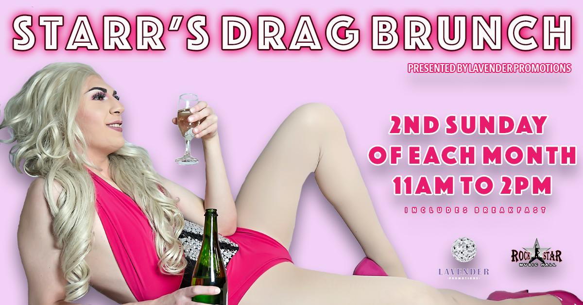 Starr's Drag Brunch