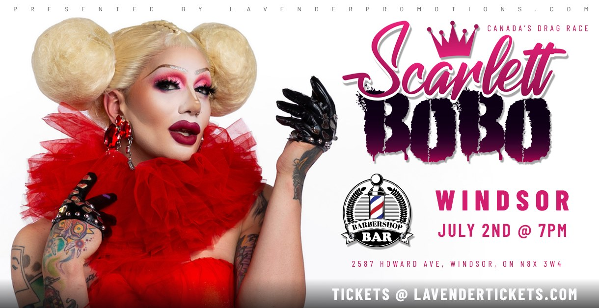 The BoBo Show: Windsor 2021